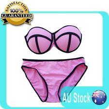 Unbranded Polyester Regular Size Bikini Swimwear for Women