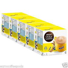Nescafé Dolce Gusto Nesquik (80 capsules) x 5 Boxes
