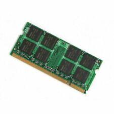 Laptop Memory RAM DDR2 PC2 6400 800MHz 200 pin SODIMM Non-ECC CL5 2 x Lot GB
