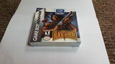 Blackthorne (Nintendo Game Boy Advance, 2003)