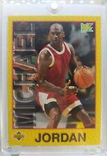 Rare Promo: Michael Jordan Ball Park Franks Yellow 1996 Upper Deck # 5