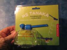 KIKKERLAND MS TANAKA JUMPING BRAZILIAN DRAGONFLY TOY NIP