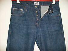 Naked & Famous selvedge denim  Mens Jeans SLIM Guy   size 29 STYLE 015012
