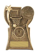 Basketball NBA Phoenix Series Trophy Award 120mm FREE Engraving **14 IN STOCK**