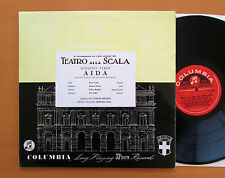 33CX 1932 Verdi Aida Callas Gobbi Serafin La Scala NM/EX Columbia Semi-Circle