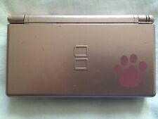 New listing Nintendo Ds Lite Nintendogs Best Friend Bundle Metallic Rose Handheld System