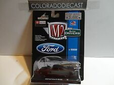 M2 Machines Auto Drivers Black Pearl 1970 Ford Torino GT429 SCJ Release 35