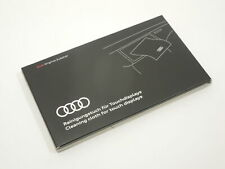 Audi Car Care Cleaning Cloth for Touch Displays New Genuine 80A096325