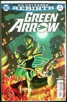 GREEN ARROW #5 (REBIRTH 2016 DC Comics) Comic Book NM