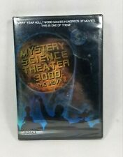 MYSTERY SCIENCE THEATER 3000 THE MOVIE New DVD MST3K
