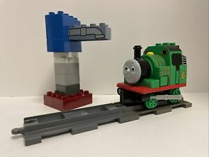 Lego Duplo Thomas & Friends Percy At The Water Tower Set #5556