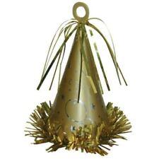 Ballons de fête dorés Amscan pour la maison toutes occasions