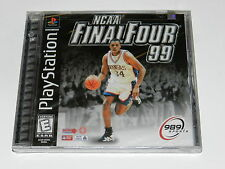 NCAA Final Four 99 Sony Playstation PS1 Video Game New Sealed