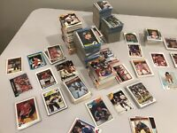 Huge Hockey card collection 1000 Card Lot