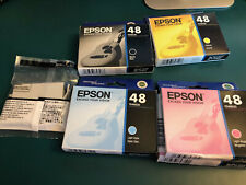 6 Compatible Ink Cartridges for Epson Stylus Photo RX600 RX620 RX500