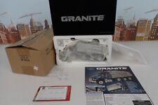 1st Gear 1/34 Scale No.19-3044 Mack Granite Blue Dump Truck With Box M1340