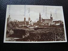 ALEMANIA - tarjeta postal dresden (vom garten algunos japoneses palacio) (cy69)
