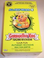 Garbage Pail Kids ANS5 Bonus Box All New Series 5 Bonus Box