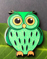Owl  Geocoin  - Lovely Lady, personal Edition