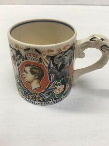 Coronation Of King Edward VIII 1937 Commemorative Cup | Laura Knight