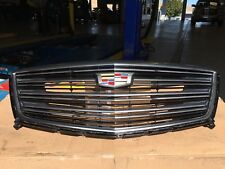 2017 2018 CADILLAC XT5 GRILLE TAKE OFF WITH CREST 84107964 GM OEM