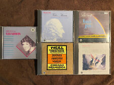 Classical Opera Symphony Orchestra - Reference Recordings - Lot of 5 Cd