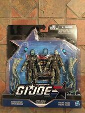 GI JOE 50th ZOMBIE VIPER Two pack figure 25th 30th 2016 TRU Cobra POC ROC