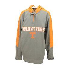 Tennessee Volunteers Official NCAA Adult Size Hooded Quarter Zip Sweatshirt New