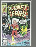 Planet Terry, #1, 1984 Star/Marvel Comic, Mid Grade