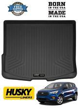 Husky Weatherbeater 2013-2018 Ford Escape Rear Cargo Mat Liner Black 23741