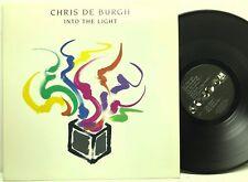 Chris de Burgh - Into The Light - US (1986) - RCA LP Vinyl Record Album