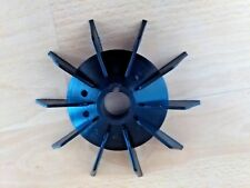 Plastic Cooling Fan Replacement Electric Motor Impeller Bore 24 mm 1 peace
