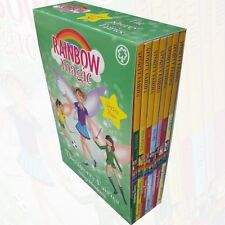Rainbow Magic Sporty Fairies Collection Daisy Meadows 7 Books Set 57 To 63 Pack
