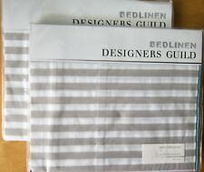 DESIGNERS GUILD Housewife Pillowcase Pair BELLARIVA WEDGEWOOD New
