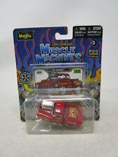 New Listing2012 Maisto Muscle Machines *1955 Chevrolet Truck* Bridgetown Auto Parts (Nos)