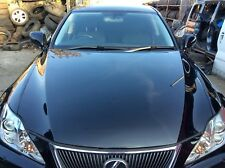 Lexus Is220 Is250 Bonnet Black Breaking Color Code 202