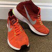 Nike Zoom Pegasus Flyknit Running Trainers UK Size 5 Ladies Womens