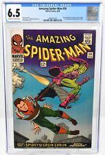 Amazing Spider-Man #39 (1966) CGC Graded 6.5 John Romita Marvel Comics