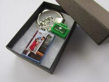 Handmade Miniature 'The Nurse' Book & First Aid Bag Kit Charm Gift Boxed Keyring