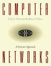 Computer Networks: A Systems Approach [Morgan Kaufmann Series in Networking] [ P