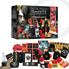 MIND FREAK PROFESSIONAL MAGIC KIT SET WITH OVER 400 TRICKS BY CRISS ANGEL KIDS