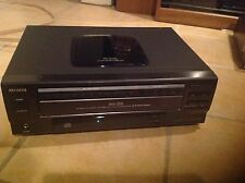Aiwa XC-35MU Compact Disc player 5-Disc Carousel Rotary Changer