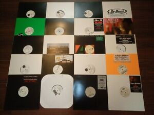"100 x 12"" Lot Collection Neuf 100% RAP / Hip Hop / RNB / Gangsta (1995-2005)"