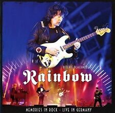 Richie Blackmores Rainbow Memories of Rock Live in Germany 2cd