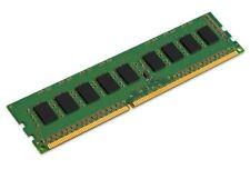 Kingston ValueRAM 4GB 1X4GB Memory DDR3 1600MHz PC3-12800 DIMM Desktop