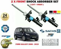 Per Ford Galaxy 1.6 1.8 2.0 2.2 2006-2015 2x Sachs Ant. Rh SX Shock Absorber