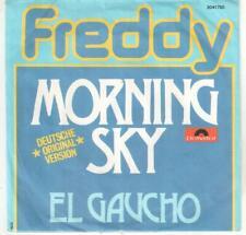 "<4518-53>7"" Single: Freddy (Quinn) - Morning Sky (deutsch)"
