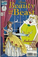 Disney's Beauty and the Beast #2 (Oct 1994) Marvel Comics