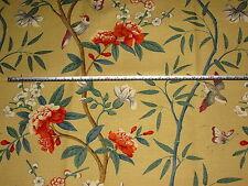 GP & J Baker Floral 100% Linen Craft Fabrics