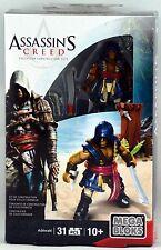 Mega Bloks Assassin's Creed ADEWALE Mini Figure 31 Pcs